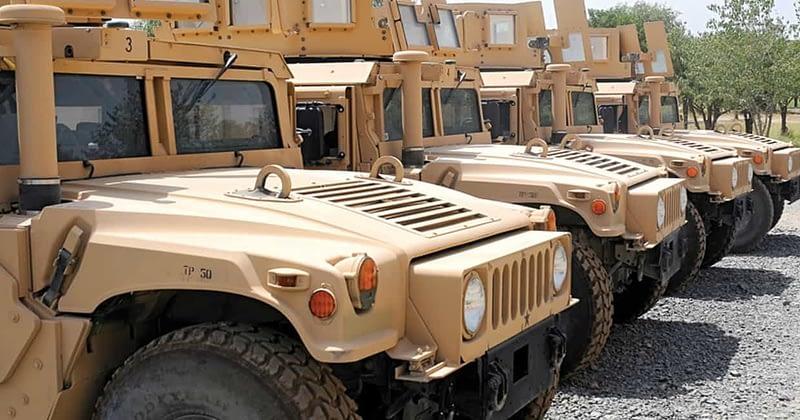 Revêtement protection militaire