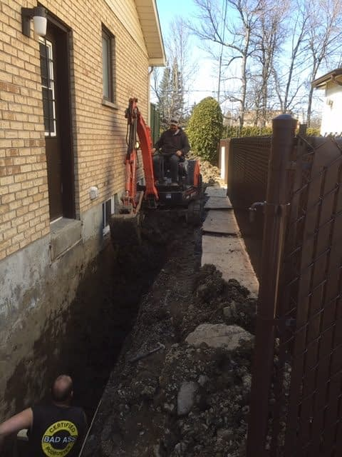 D.P. Excavation